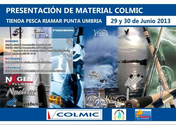 Presentacion riamar COLMIC
