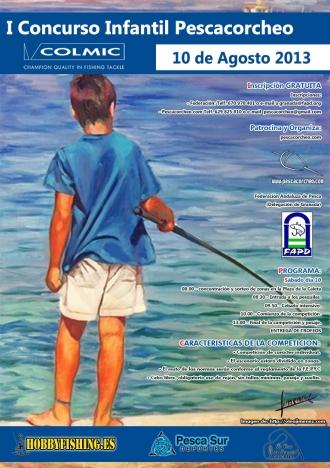 Concurso infantil Pescacorcheo