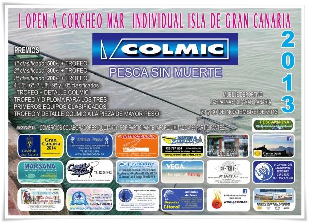 1ºOPEN DE PESCA A CORCHEO MAR INDIVIDUAL COLMIC 2013_001