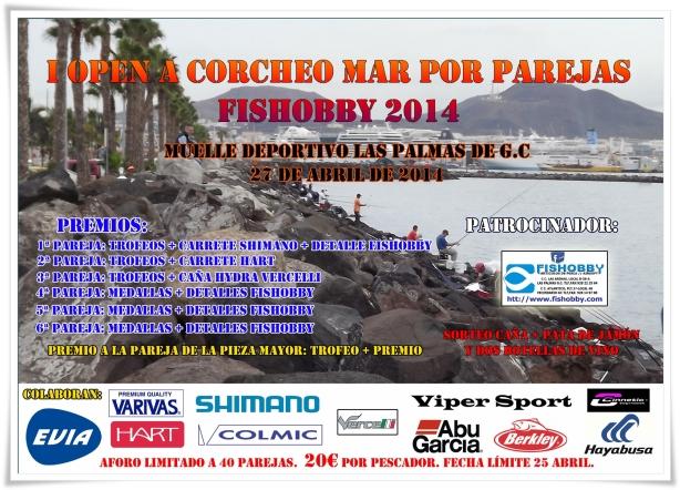 open fishobby 2014
