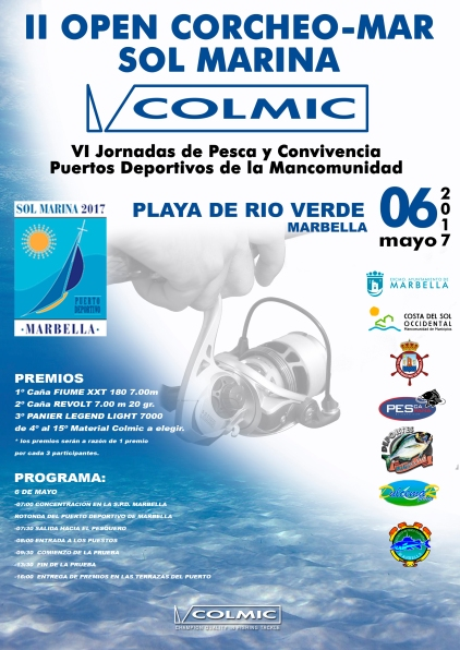 AF II OPEN CORCHEO MAR SOLMARINA - COLMIC