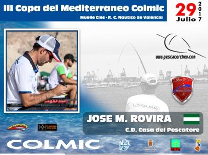 Jose M Rovira