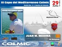 Juan M Medina