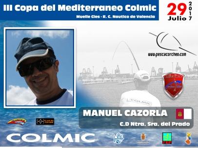 Manuel Cazorla